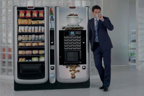 Ароматизация вендинговых кофемашин увеличивает продажи до 50%