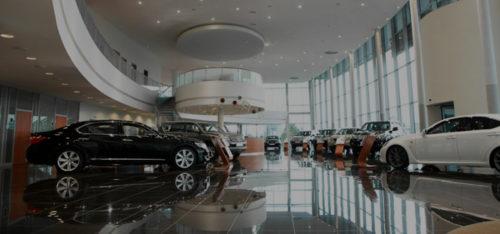 Дилерский центр «Lexus»