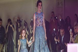 Ароматизация показа Haute Couture в Москве