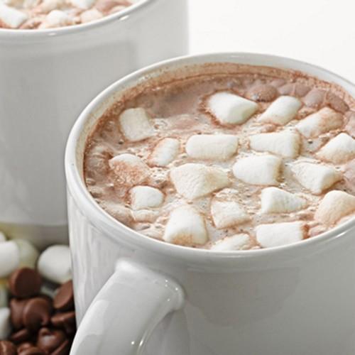Аромат: «Горячий шоколад с маршмеллоу»