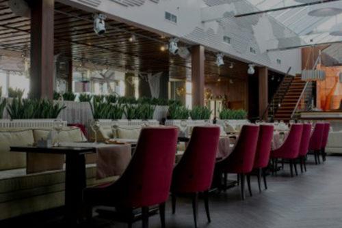 """Ресторан — веранда """"Небо"""""""