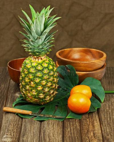 Аромат: «Апельсин и ананас»