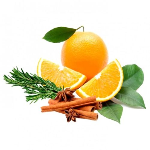 Аромат: «Апельсин с корицей»
