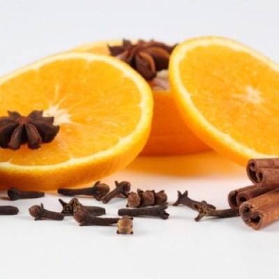 Аромат: «Апельсин и корица»