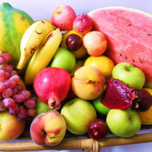 Аромат: «Яблоки и экзотические фрукты»