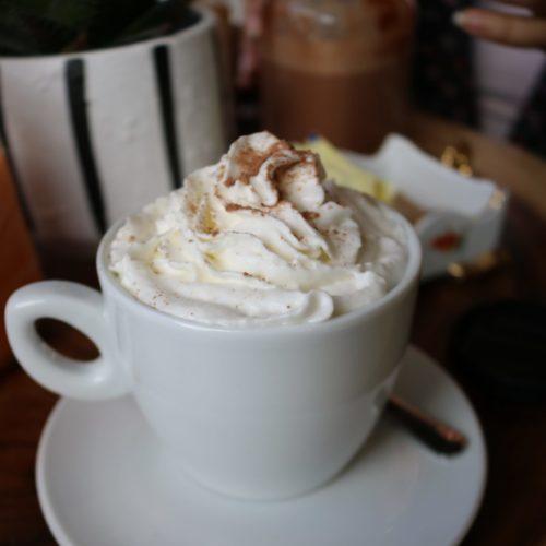 Аромат: «Кофе со сливками»