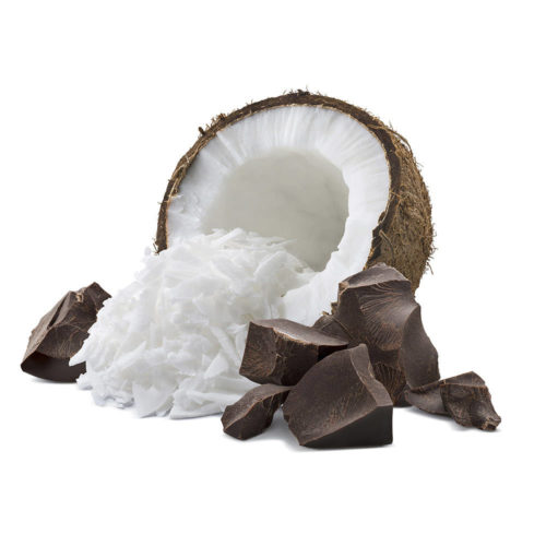 Аромат: «Кокос и шоколад»