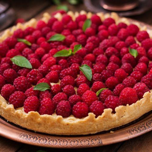 Аромат: «Малиновый пирог»