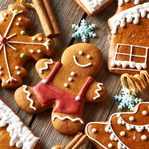 Аромат: «Рождественские сладости»