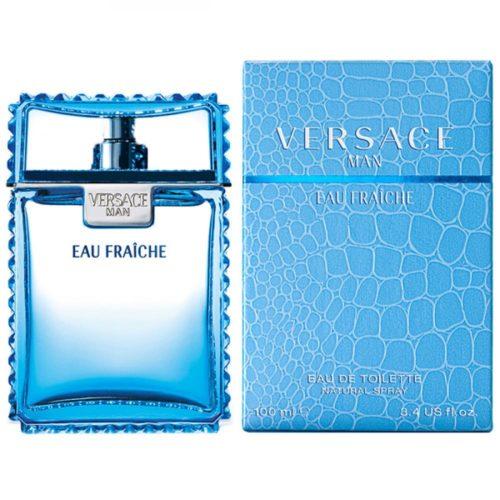 По мотивам: «Versace — Man Eau fraiche»