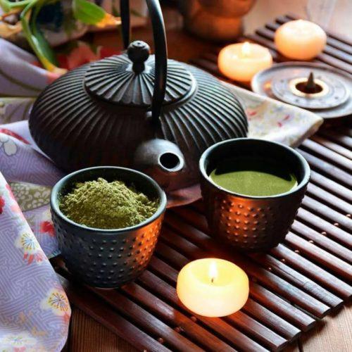 Аромат: «Японский чай»