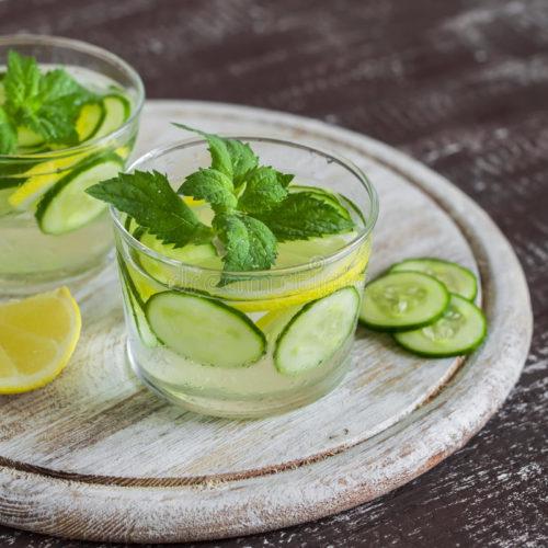 Аромат: «Зеленый чай с огурцом»