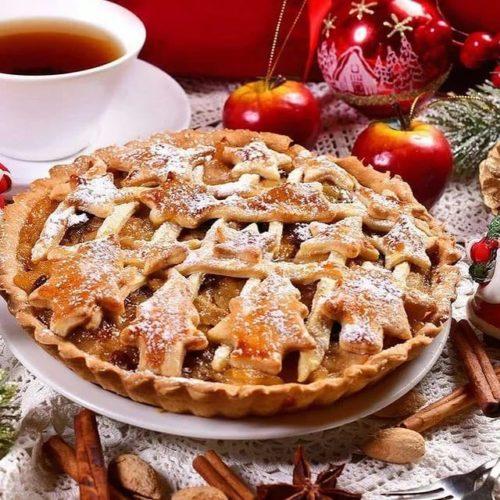 Аромат: «Рождественский пирог»